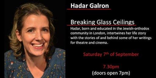 Hadar Galron - Breaking Glass Ceilings