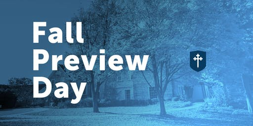 Covenant Seminary Preview Day - Fall 2019