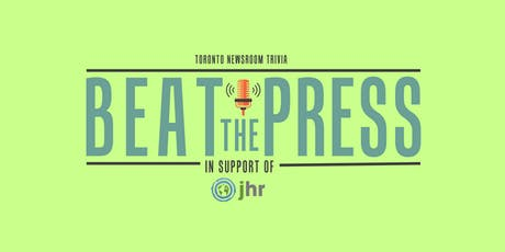 Beat the Press tickets