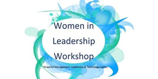 Women in Leadership 1 Day Workshop