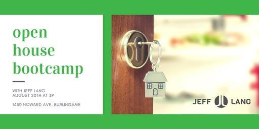 Open House Bootcamp with Jeff Lang