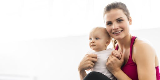 Mum & Baby Yoga - Autumn Term from Sept 24th