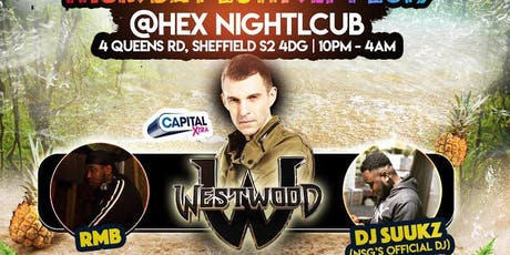Sheffield Fiesta ( Tim Westwood) tickets