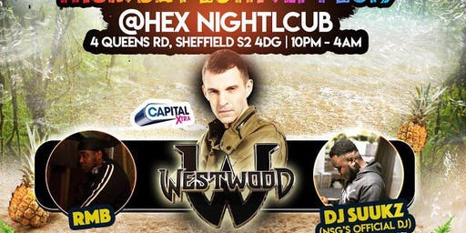 Sheffield Fiesta ( Tim Westwood)