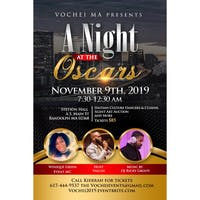 VOCHEI's Night at the Oscars in MA