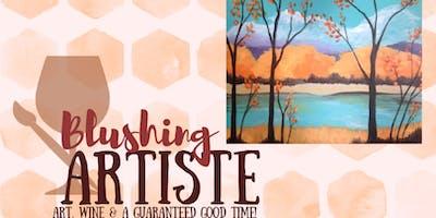 Blushing Artiste - November 22nd