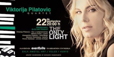 VIKTORIJA PILATOVIC (QUARTET)feat. Perico Sambeat entradas