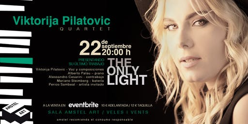 VIKTORIJA PILATOVIC (QUARTET)feat. Perico Sambeat