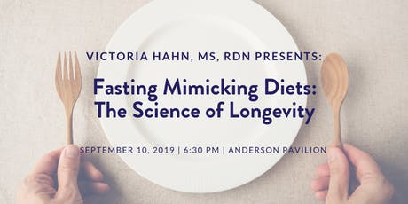 Fasting Mimicking Diets: The Science of Longevity tickets