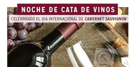 Dia Internacional del Cabernet Sauvignon tickets