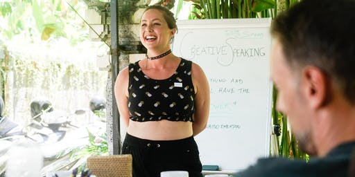 Creative Speaking for Beginners - From Bali to Battersea