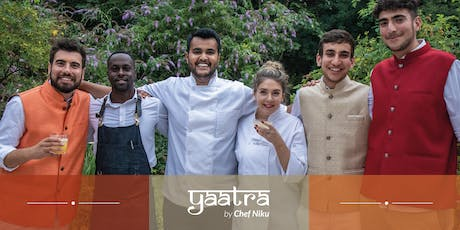 Chef Niku presents Yaatra Supper Club tickets