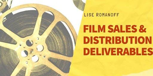 Hacking Film Sales & Distribution Deliverables
