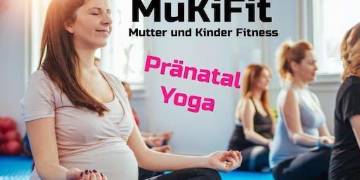 Schwangerschafts - Yoga Entspannungskurs/ 10er Kurs (Pränatal)