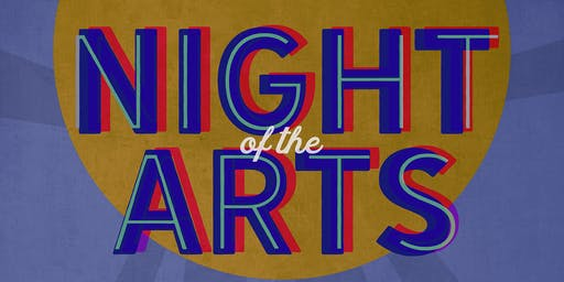 Night of the Arts at 100 Men Hall
