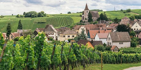 French Treasure Hunt -  A Sommelier's Travels Through France - Crowfoot tickets