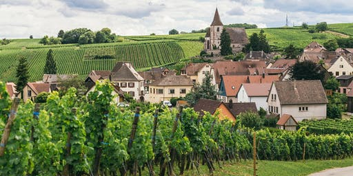 French Treasure Hunt -  A Sommelier's Travels Through France - Crowfoot