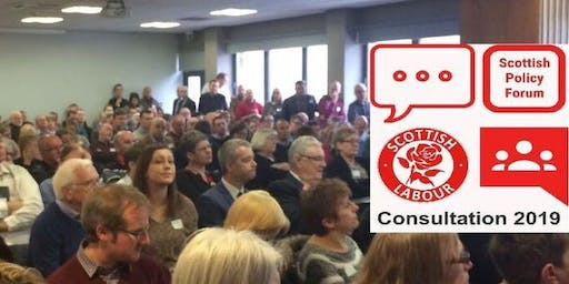 Edinburgh Labour Policy Forum - building foundations for victory