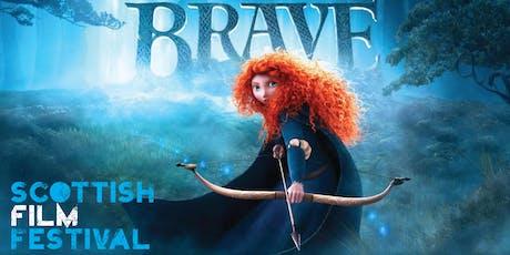 Scottish Film Festival: Brave tickets