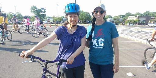 Women+ Confident City Cycling