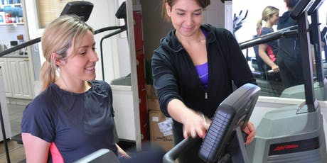 Fitness and the Post-Injury Client Workshop tickets