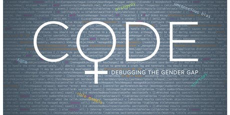 "VIP Cocktail Reception and Film Screening of Documentary ""Code"" tickets"