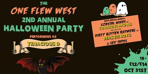 One Flew West Halloween Party