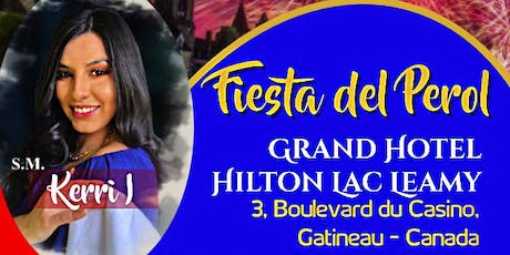 """IV Traditional """"Fiesta del Perol"""" : White Gala 