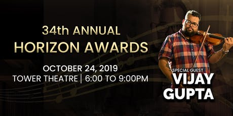 The 34th Annual Horizon Awards, presented by the Fresno Arts Council tickets