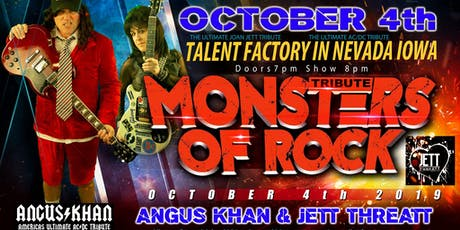 Angus Khan an AC/DC Tribute  W/ Special Guest: Jett Threatt tickets