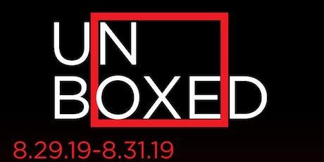 United Methodist Women Youth Summit - UNBOXED tickets