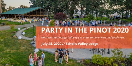 Party in the Pinot 2020 tickets