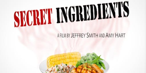 Special Screening of the documentary SECRET INGREDIENTS