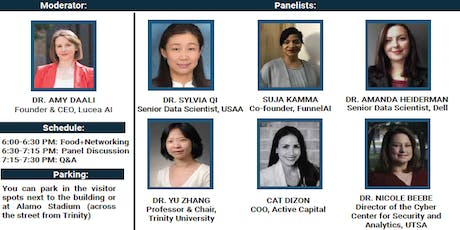 Women in AI Panel tickets