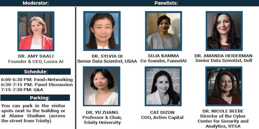 Women in AI Panel