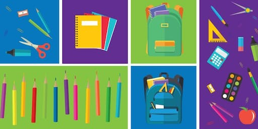 Pack a Backpack School Supply Drive at CambridgeSide