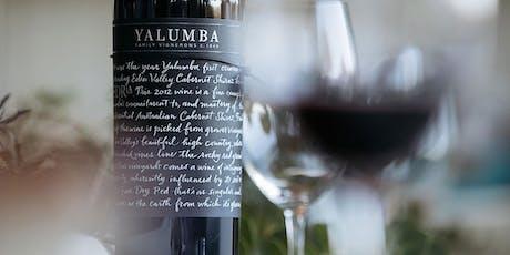 Yalumba Family Winemakers - Australia's Oldest Family Winery -Shawnessy tickets
