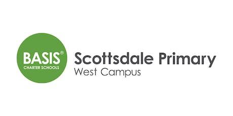 BASIS Scottsdale Primary – West Campus - School Tour  tickets