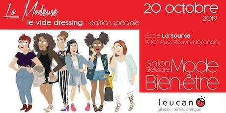 Le vide dressing automne 2019 édition spécial au profit de leucan!!! billets