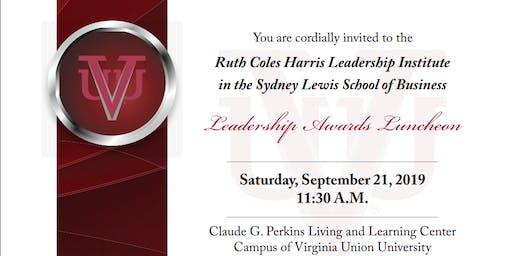 Ruth Coles Harris Leadership Institute Leadership Awards Luncheon