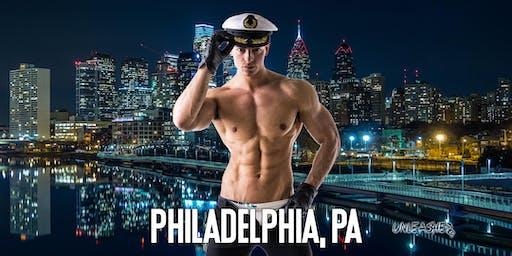 Male Strippers UNLEASHED Male Revue Philadelphia, PA 8-10 PM