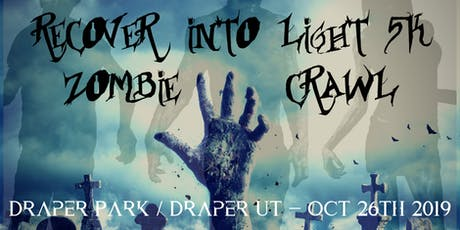 Recover Into Light Zombie Crawl 5k tickets