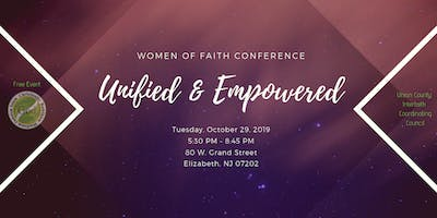 "Women of Faith Conference ""United and Empowered"""