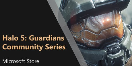 Halo Community Series at Microsoft Store (2v2) tickets