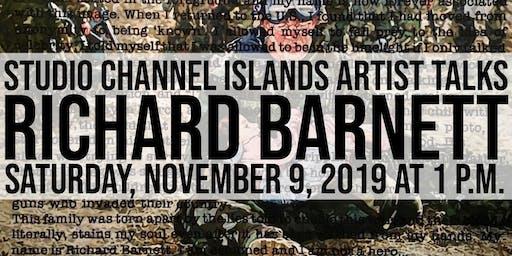 Artist Talk: Richard Barnett