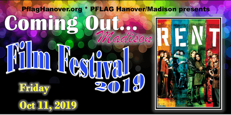 Coming Out Madison Film Fest 2019 tickets