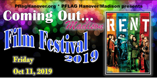 Coming Out Madison Film Fest 2019