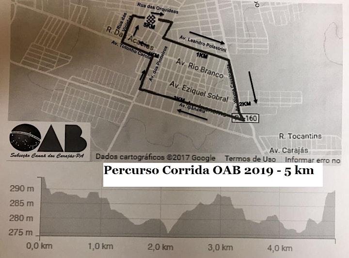 Imagem do evento V CORRIDA, CAMINHADA E PASSEIO CICLÍSTICO DA OAB CANAÃ DOS CARAJÁS