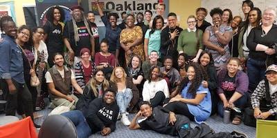 Oakland Pride Arts + Film Fest 2019!