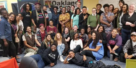 Oakland Pride Arts + Film Fest 2019! tickets